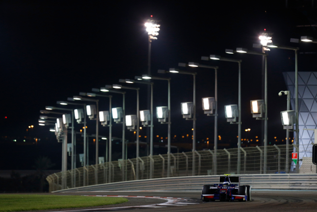 After closing 2013 at Yas Marina, GP2 returns there to start 2014 (Credit: Alastair Staley/LAT Photographic)