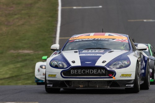 Beechdean's GT4 team won on their GT racing debuts (Credit: Will Belcher Photography)