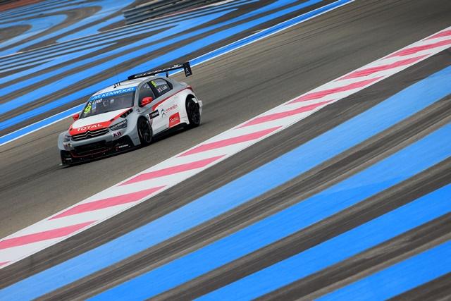 Sebastien Loeb - Photo Credit: Citroen Racing
