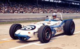 Gordon Johncock was a member of a bumper rookie class (Credit: Indycar Media)