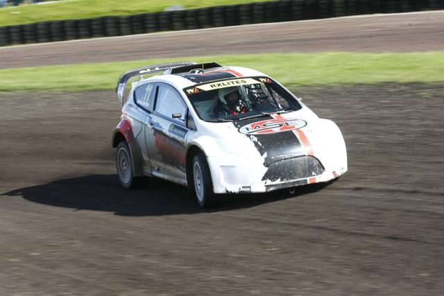 Kevin Eriksson - RX Lites