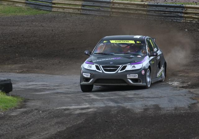 Ramona Karlsson - Saab - Supercar