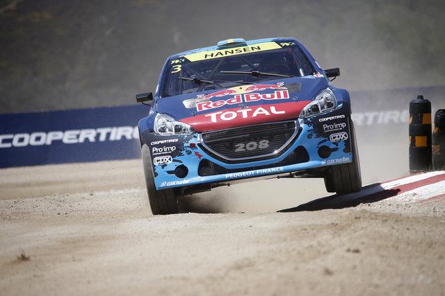 Timmy Hansen - Peugeot