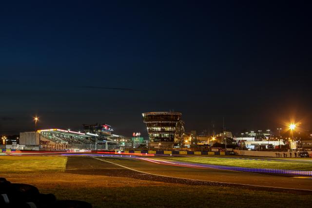 2014 24 Hours of Le Mans (Credit: Michel Jamin)