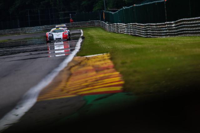 Javier Morcillo dominated qualifying at the Belgian venue (Credit: Jurek Biegus)