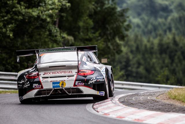 2014 ADAC Zurich Nurburgring 24 Hours (Credit: Tom Loomes)