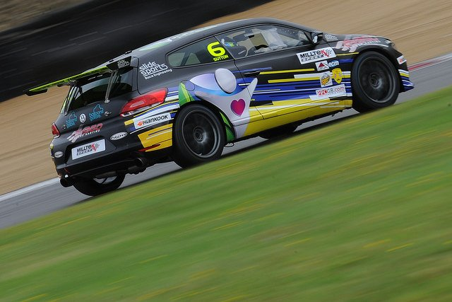 Sutton dominated the Brands Hatch weekend (Credit: Imagevaults)