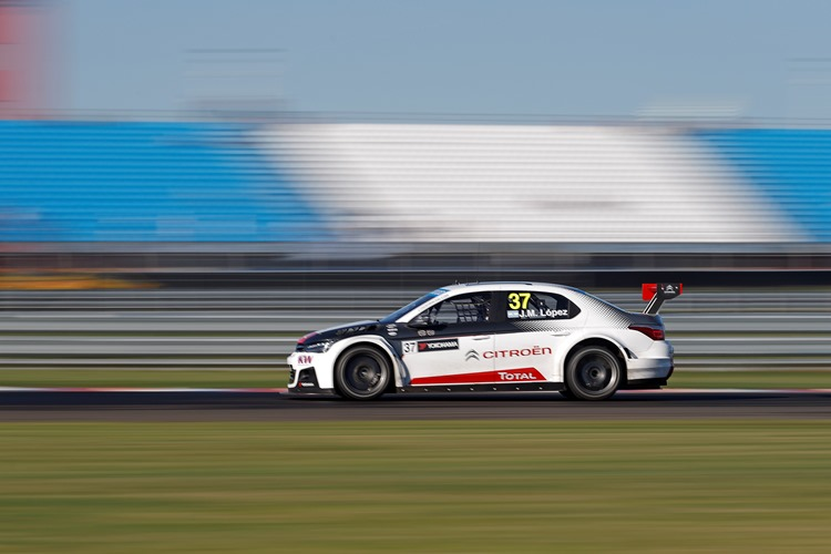Jose Maria Lopez - Photo Credit: Francois Flamand/DPPI/FIA WTCC