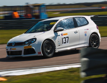 Pittard Started His Season With Victory In The Newbridge VW Golf