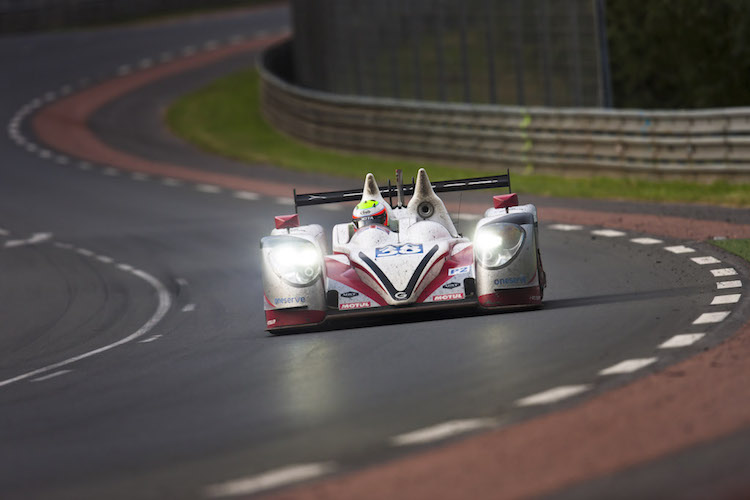 2014 class winners JOTA Sport came back from a poor start to finish 2nd (Credit: Drew Gibson)