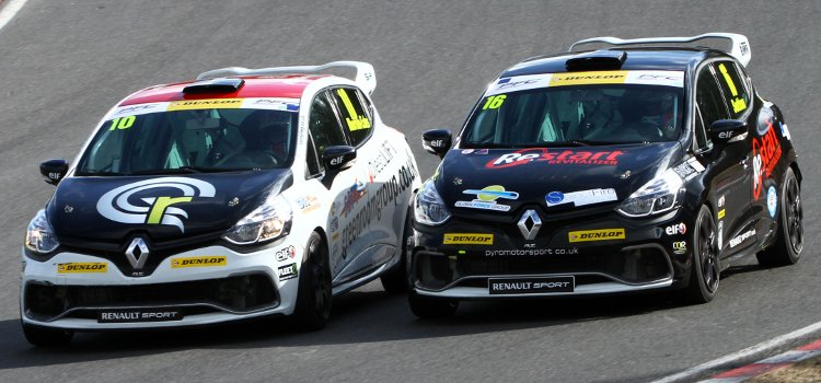Whorton-Eales (Left) And Sutton Provided A Dramatic Start To The Season - Credit: Jakob Ebrey Photography