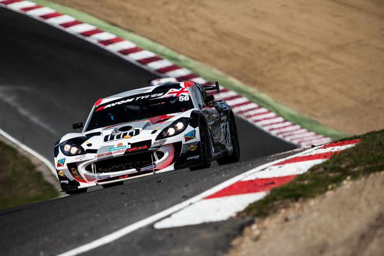 Tolman Motorsport pairing Pattison and Davenport scored their maiden GT4 win (Credit: Tom Loomes Photography)