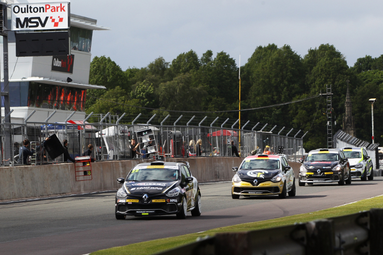 Rivett Led Home The Championship Protagonists At Oulton Park - Credit: Jakob Ebrey Photography