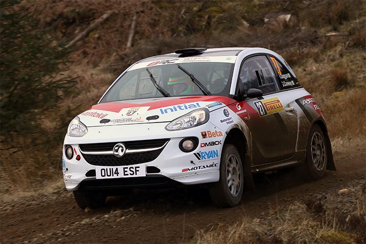 Credit: MSA British Rally Championship
