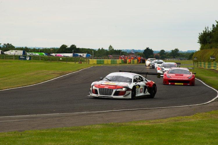 Tockwith Motorsport continued to show dominant form at Croft. (Credit: Joe Hudson)