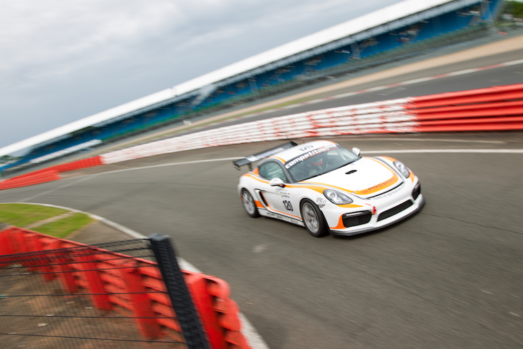 PROsport Performance will be bringing a fleet of Caymans to Spa (Credit: Nick Smith/TheImageTeam.com)