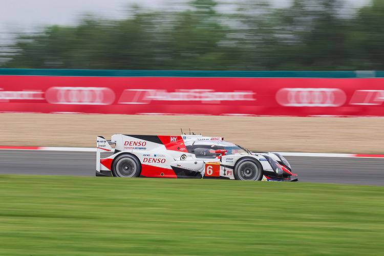 Toyota #6 SS MC KK Craig Robertson Race Photography 23 07 2016 6h Nurburgring