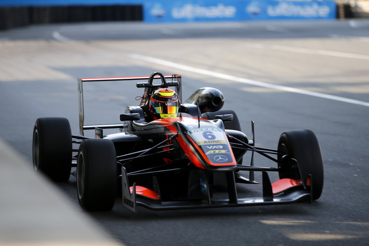 FIA Formula 3 European Championship 2016, round 5, Norisring (DEU)