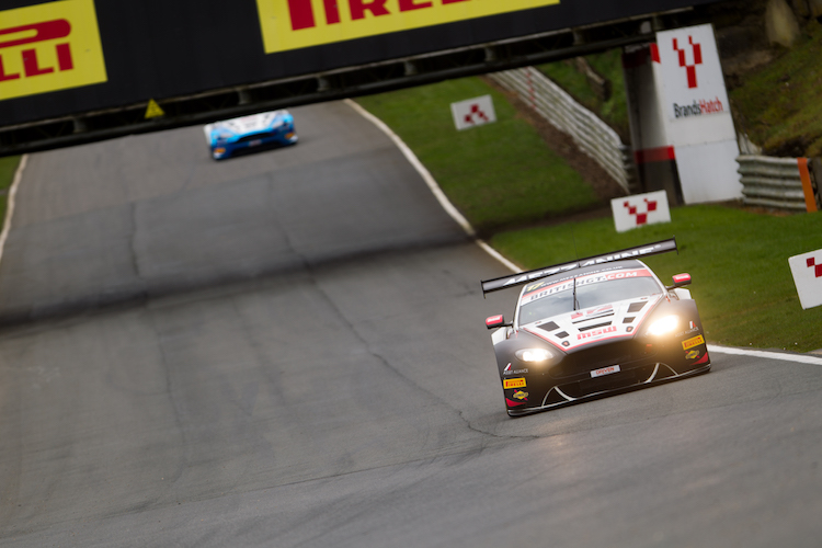 Good strategy served TF Sport well at Brands Hatch (Credit: Nick Smith/TheImageTeam.com)