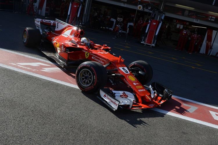 Vettel Hamilton Baku