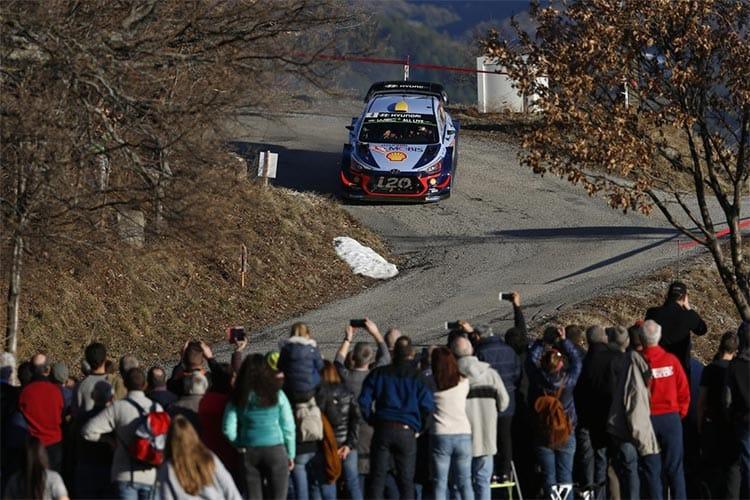 Andreas Mikkelsen - Hyundai i20 Coupe WRC