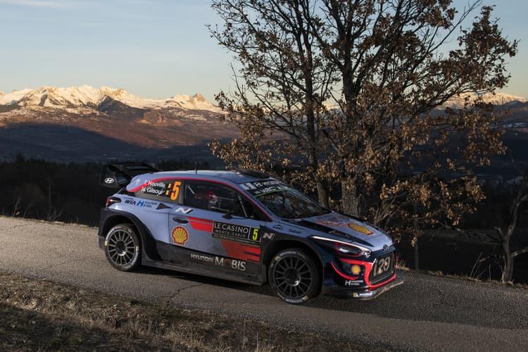 Thierry Neuville - Hyundai Motorsport - Rallye Monte-Carlo