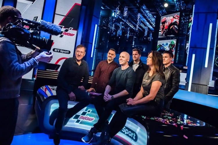 Keith Huewen - MotoGP Interview