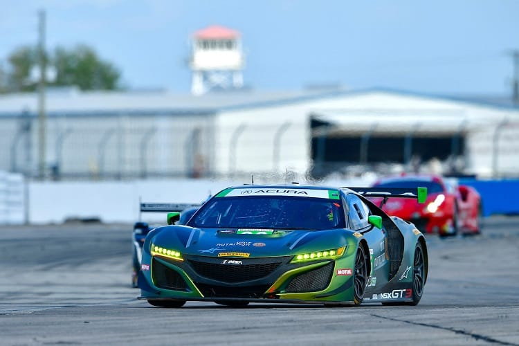 CJ Wilson Racing will debut in the GTD class at Sebring
