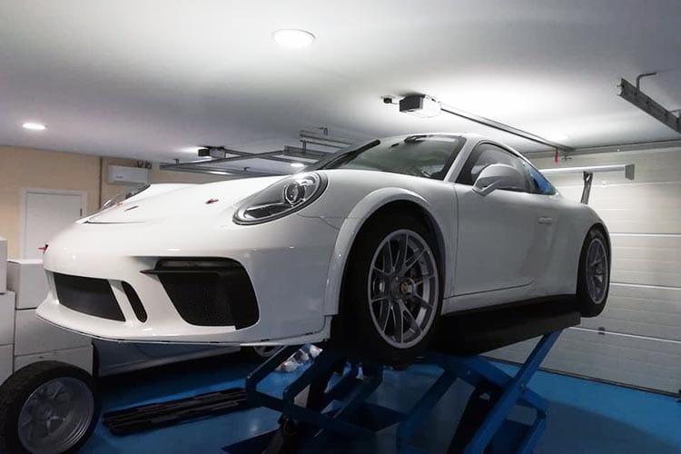 Rob Boston Racing Porsche 911 GT3 Cup