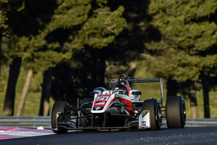 Calan Williams will race for Fortec Motorsports in 2018