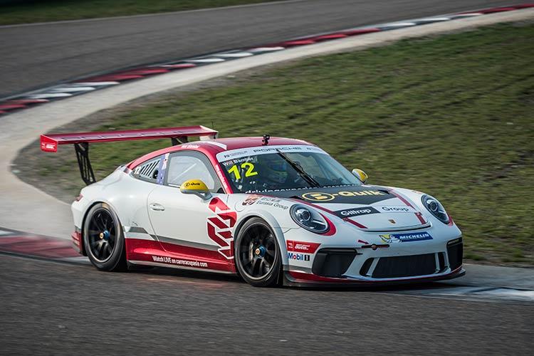 2018 Porsche Carrera Cup Asia - Official Test - Shanghai International Circuit