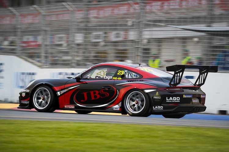 Carrera Cup Australia - Adelaide - Race 1