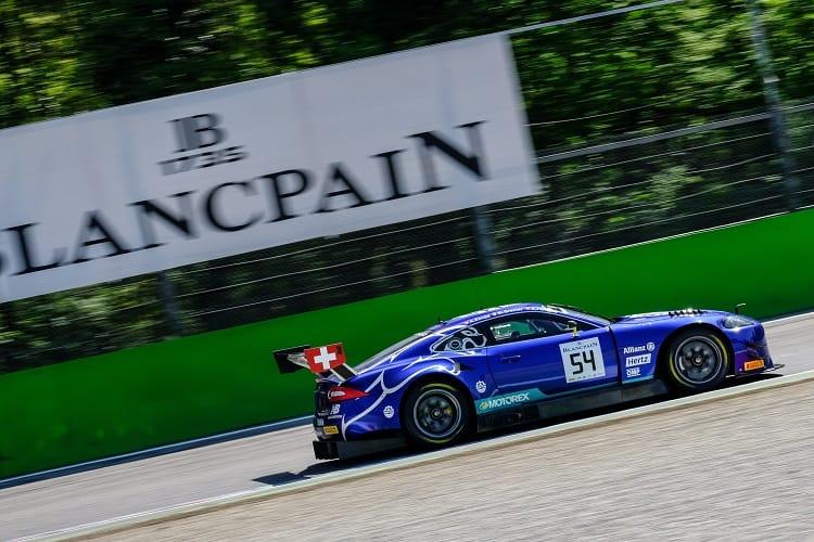 Alex Fontana/Adrian Zaugg/Mikael Grenier - Emil Frey Jaguar Racing