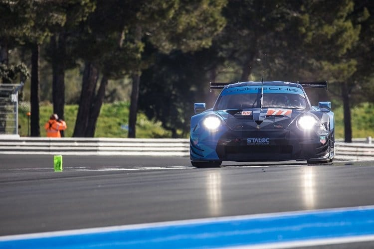 Julien Andlauer will join the #77 Dempsey-Proton Racing line-up for the full 2018/19 FIA World Endurance Championship 'Super Season'.