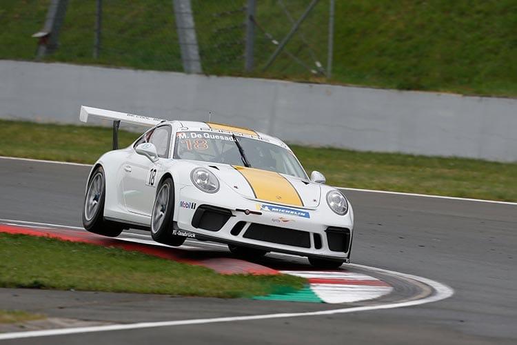 2018 Porsche Carrera Cup Deutschland