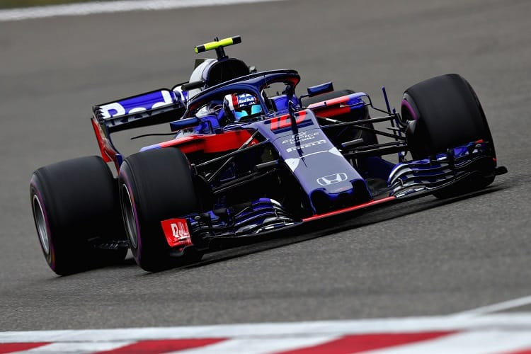 Gasly Baffled By Dramatic Drop in Performance after Difficult Weekend in China - The Checkered Flag