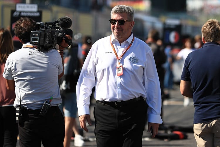 Liberty Media unveiled their plans for F1's future in Bahrain on Friday