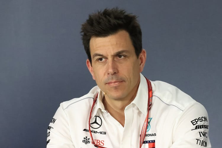 Toto Wolff says F1's biggest teams will struggle to adhere to a $150million cost cap