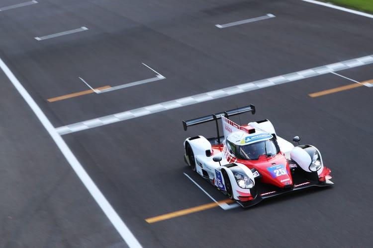 #25 Michael Benham / Duncan Tappy LANAN RACING GBR Norma M30 - Nissan