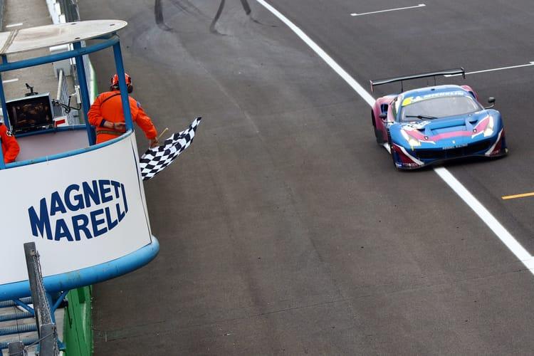 #8 Sergio Pianezzola / Giacomo Piccini KESSEL RACING CHE Ferrari F488