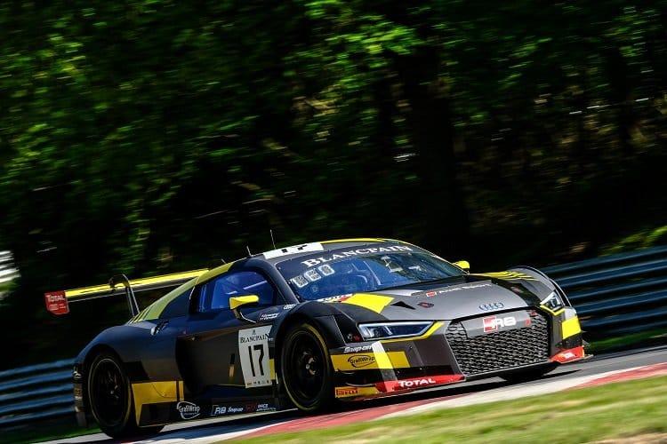 Frederic Vervisch/Stuart Leonard - Belgian Audi Club Team WRT