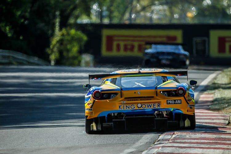 Piti Bhirombhakdi/Carlo van Dam - TP 12 - Kessel Racing
