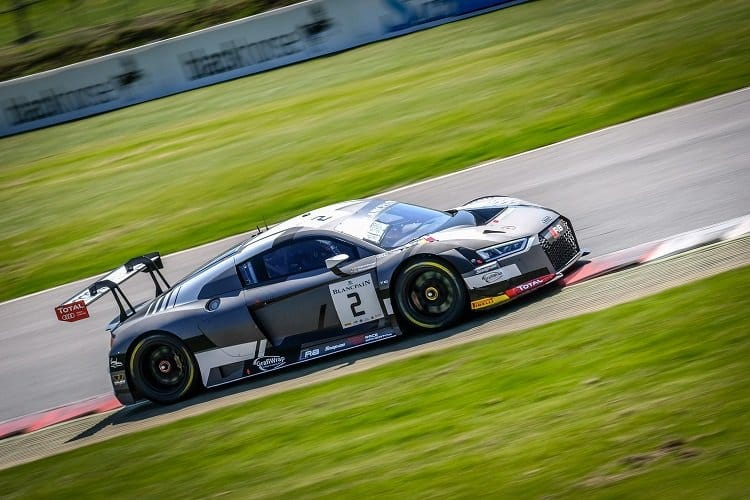Dries Vanthoor/Will Stevens - Belgian Audi Club Team WRT
