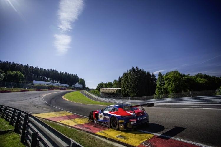 Test day Spa: #35 SMP Racing by AKKA ASP