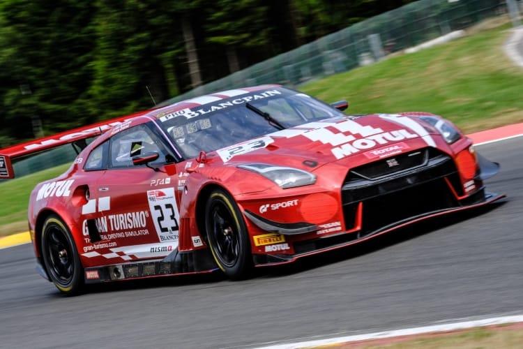 Blancpain GT 2018 - #23 GT Sport MOTUL Team RJN Nissan GT-R NISMO GT3