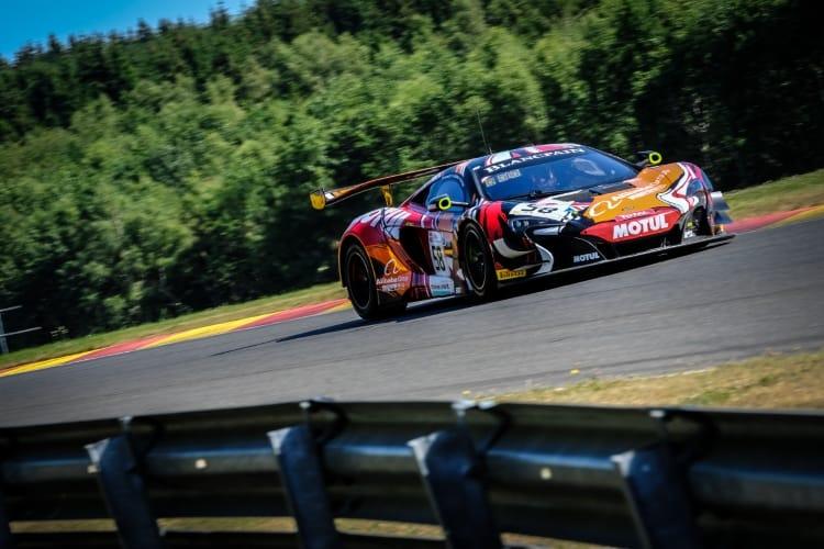 Blancpain GT 2018 - #58 Garage 59 McLaren 650S GT3