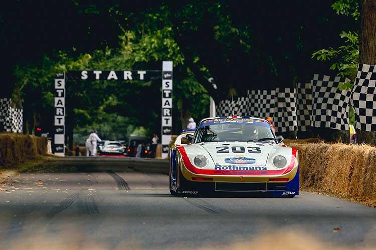 Porsche 961 - 2018 Goodwood Festival of Speed
