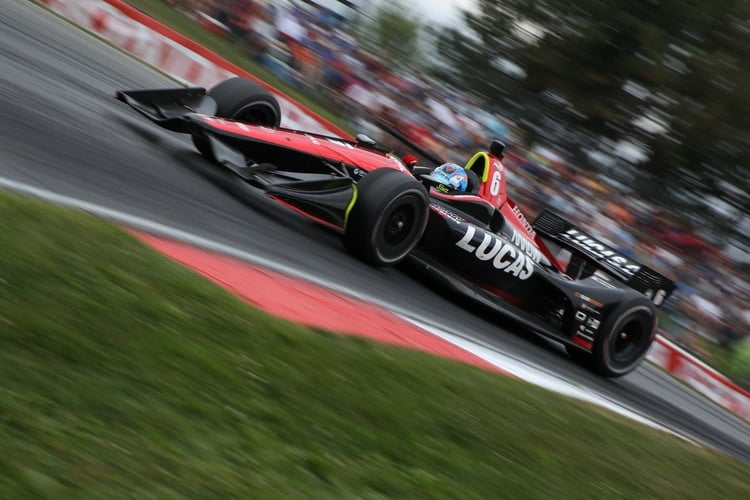 Robert Wickens (CAN): Verizon IndyCar Series, Schmidt Peterson Motorsports, Mid-Ohio