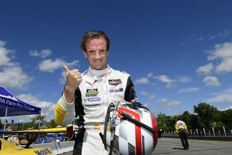 Antonio Garcia, Lime Rock Park, Corvette Racing