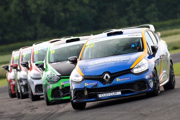 2018 Renault UK Clio Cup